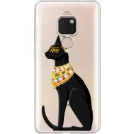 Силиконовый чехол BoxFace Huawei Mate 20 Egipet Cat (935636-rs8)