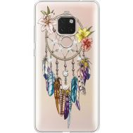 Силиконовый чехол BoxFace Huawei Mate 20 Dreamcatcher (935636-rs12)