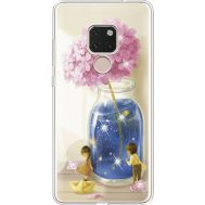 Силиконовый чехол BoxFace Huawei Mate 20 Little Boy and Girl (935636-rs18)