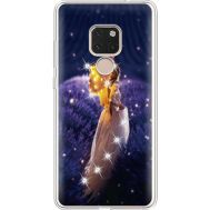 Силиконовый чехол BoxFace Huawei Mate 20 Girl with Umbrella (935636-rs20)