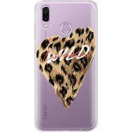 Силиконовый чехол BoxFace Huawei Honor Play Wild Love (35427-cc64)