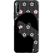 Силиконовый чехол BoxFace Huawei P Smart Pro Flower Hair (38955-bk51)