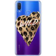 Силиконовый чехол BoxFace Huawei P Smart Plus Wild Love (34975-cc64)