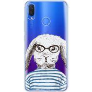 Силиконовый чехол BoxFace Huawei P Smart Plus MR. Rabbit (34975-cc71)