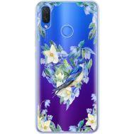 Силиконовый чехол BoxFace Huawei P Smart Plus Spring Bird (34975-cc96)
