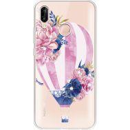 Силиконовый чехол BoxFace Huawei P20 Lite Pink Air Baloon (934991-rs6)