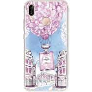 Силиконовый чехол BoxFace Huawei P20 Lite Perfume bottle (934991-rs15)