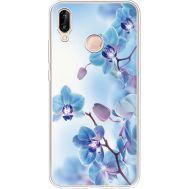 Силиконовый чехол BoxFace Huawei P20 Lite Orchids (934991-rs16)
