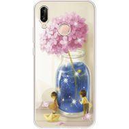 Силиконовый чехол BoxFace Huawei P20 Lite Little Boy and Girl (934991-rs18)