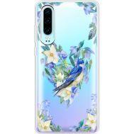 Силиконовый чехол BoxFace Huawei P30 Spring Bird (36852-cc96)