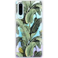 Силиконовый чехол BoxFace Huawei P30 Banana Leaves (36852-cc28)
