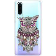 Силиконовый чехол BoxFace Huawei P30 Owl (936852-rs9)