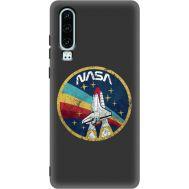 Силиконовый чехол BoxFace Huawei P30 NASA (37049-bk70)