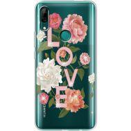 Силиконовый чехол BoxFace Huawei P Smart Z Love (937382-rs14)