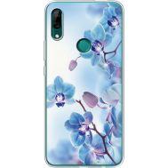 Силиконовый чехол BoxFace Huawei P Smart Z Orchids (937382-rs16)