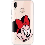 Силиконовый чехол BoxFace Huawei P20 Lite Minnie Mouse (34991-cc19)