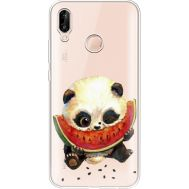 Силиконовый чехол BoxFace Huawei P20 Lite Little Panda (34991-cc21)