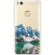 Силиконовый чехол BoxFace Huawei P10 Lite Blue Mountain (35957-cc68)