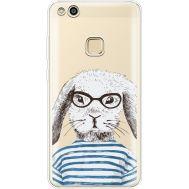 Силиконовый чехол BoxFace Huawei P10 Lite MR. Rabbit (35957-cc71)