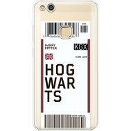 Силиконовый чехол BoxFace Huawei P10 Lite Ticket Hogwarts (35957-cc91)