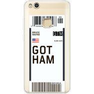 Силиконовый чехол BoxFace Huawei P10 Lite Ticket Gotham (35957-cc92)