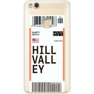 Силиконовый чехол BoxFace Huawei P10 Lite Ticket Hill Valley (35957-cc94)