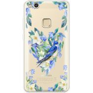 Силиконовый чехол BoxFace Huawei P10 Lite Spring Bird (35957-cc96)