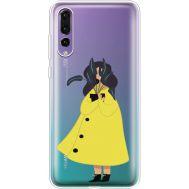 Силиконовый чехол BoxFace Huawei P20 Pro Just a Girl (36195-cc60)