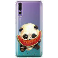 Силиконовый чехол BoxFace Huawei P20 Pro Little Panda (36195-cc21)
