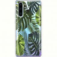 Силиконовый чехол BoxFace Huawei P30 Pro Palm Tree (36856-cc9)