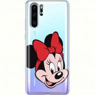 Силиконовый чехол BoxFace Huawei P30 Pro Minnie Mouse (36856-cc19)