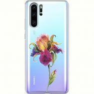 Силиконовый чехол BoxFace Huawei P30 Pro Iris (36856-cc31)