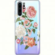 Силиконовый чехол BoxFace Huawei P30 Pro Love (936856-rs14)