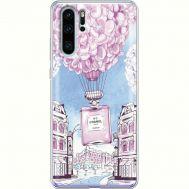 Силиконовый чехол BoxFace Huawei P30 Pro Perfume bottle (936856-rs15)