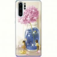 Силиконовый чехол BoxFace Huawei P30 Pro Little Boy and Girl (936856-rs18)