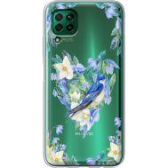 Силиконовый чехол BoxFace Huawei P40 Lite Spring Bird (39380-cc96)