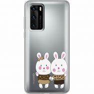 Силиконовый чехол BoxFace Huawei P40 (39747-cc30)