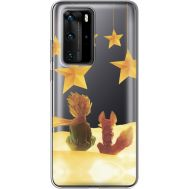 Силиконовый чехол BoxFace Huawei P40 Pro Little Prince (39751-cc63)