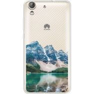 Силиконовый чехол BoxFace Huawei Y6 2 Blue Mountain (36461-cc68)