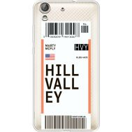Силиконовый чехол BoxFace Huawei Y6 2 Ticket Hill Valley (36461-cc94)
