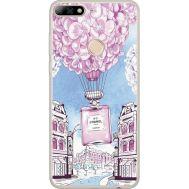 Силиконовый чехол BoxFace Huawei Y7 Prime 2018 Perfume bottle (934966-rs15)