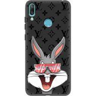 Силиконовый чехол BoxFace Huawei Y7 2019 looney bunny (37011-bk48)