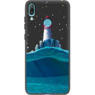 Силиконовый чехол BoxFace Huawei Y7 2019 Lighthouse (37011-bk58)