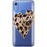 Силиконовый чехол BoxFace Huawei Y6s Wild Love (38865-cc64)