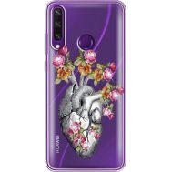 Силиконовый чехол BoxFace Huawei Y6p Heart (940018-rs11)