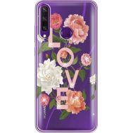 Силиконовый чехол BoxFace Huawei Y6p Love (940018-rs14)