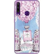 Силиконовый чехол BoxFace Huawei Y6p Perfume bottle (940018-rs15)
