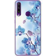Силиконовый чехол BoxFace Huawei Y6p Orchids (940018-rs16)