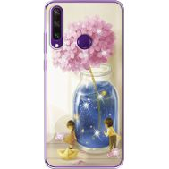 Силиконовый чехол BoxFace Huawei Y6p Little Boy and Girl (940018-rs18)