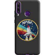 Силиконовый чехол BoxFace Huawei Y6p NASA (40308-bk70)